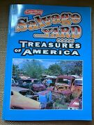 Salvage Yard Treasures Of America By Cars And Parts Magazine Barely Used