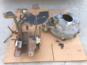 73 84-87 Chevy Gmc C K Pickup Truck Hydraulic Clutch Bell Housing/pedals 5.7 350