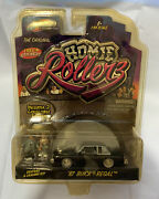 Jada Toys Homie Rollers 1987 Black Buick Regal Eight All And Laughing Boy 164 New