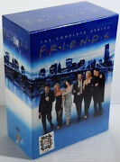 Friends The Complete Series Seasons 1-10 Dvd 2019 32 Discs - New Sealed