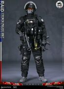 Dam Toys Elite Series French National Police Special Intervention Unit Raid