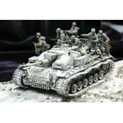 Free Shipping 135 Combat Army 8 Body Set No Tank Resin Figure Unpainted Unasse