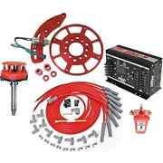 Msd Ignition 8610k Crank Trigger Ignition Kit Small Block Chevy Includes Msd Fl