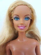 Barbie Doll Fashionistas Girly Wave 1 - Articulated, Nude