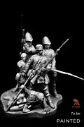 The Last Stand Of The 24th Foot Zulu Wars Painted Miniature Pre-sale | Art