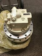 Final Drive Rexroth Hydraulic Travel Motor Gft9t2 Track Planetary Drive Motor F3