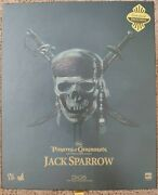 Hot Toys Special Edition Jack Sparrow 1/6 Collectible Figure Dx06