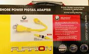 New Furrion Shore Power Pigtail Adapter 30 Amp F To 50 Amp 125/250v M