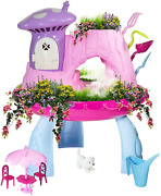 Greenbo Fairy Garden Kits For Girls And Boys Kids Gardening Set With Cool Mist 3