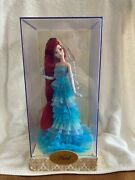 Disney Limited Edition Designer Collection Princess Ariel Doll 127 Of 8000