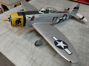 118 Scale 21st Cent. Ultimate Soldier Usaf P-47 Bubble Top Fighter Plane Ww2