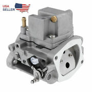 New 32mm Carburetor Carb For Yamaha Outboard 40hp 2 Strokes Engines Us