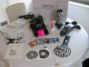 Sony Aibo Ers-7 Black Entertainment Robot Dog Fully Working New Battery
