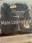 Temperley London British Airways First Class Pajamas Lounge Wear Menand039s Large New