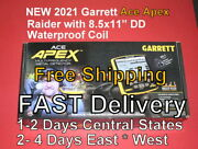 New Garrett Ace Apex Raider Special Metal Detector Fast Delivery Free Shipping