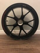 Ducati Monster Rear Rim Wheel 796 2013 Abs Used In Perfect Condition Straight