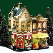 Department 56 Christmas In The City Collection, Lot Of 12, Pristine Condition