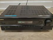 Onkyo Tx-sr308 Av Receiver Arc Hdmi Connection Tested And Works No Remote Control