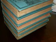 Sherlock Holmes 1st Ed Collection Of Strand Vols 2-5 22-23 26-28 First Covers