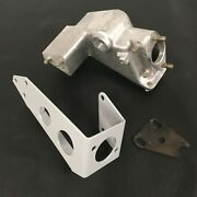 Jaguar Xke Early Ser.1 4.2 L Clutch And Brake Pedal Housing And Bracket