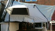 Xl Hard Shell Roof Top Camp Tent For Cars Trucks Suvs Fits 4 Person