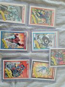 1990 Impel Marvel Universe Card Lot 90+ Read Spiderman Black Panther Series 1