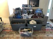 Absolutely Massive Lego Collection - Bricks/boxes/manuals/grand Carousel - Read