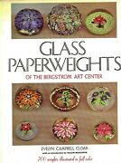 Antique Art Glass Paperweights 700+ Photos / In-depth Scarce Illustrated Book