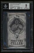 2018 Rafael Devers Bgs 9 Topps Gypsy Queen Fortune Teller Black Rookie Rc 1/1