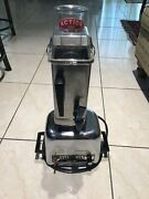 Vita Mixer Mix 3600 Plus Blender Stainless Steel Pitcher Action Dome Tested