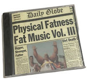 Nofx Cd Physical Fatness Fat Music Vol 3 Brand New Sealed Skate Punk 90s Punk