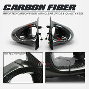 For Mitsubishi Evo 7 8 9 Lhd Ct9a Gnd Carbon Fiber Aero Side Rearview Mirrors