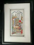 Charles Fazzino You Can Bank On It New York 3d Signed 125/200