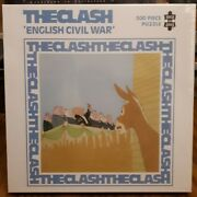 The Clash Jigsaw 500 Piece English Civil War....brand New And Sealed