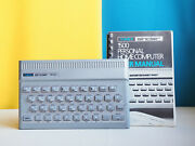Timex Sinclair 1500 Personal Home Computer + Manual Untested
