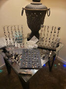 Huge Jewelry Lot Piercings Belly Button Tongue Etc New Items