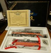 Weaver Southern Pacific Gs-2 Sp Daylight 4-8-4 Engine And Tender 87/300 Brass Nib