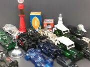 19 Menand039s Vtg Avon Collectible Bottles Decanters Lot Cologne After Shave Car Gas
