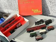Triang Royal Mail Set And Locomotive And Accessories