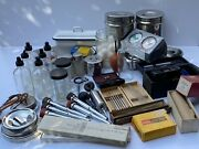 Lot Antique And Vintage Medical Supplies
