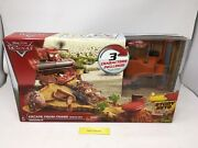 Disney Pixar Cars Story Sets Escape From Frank Track Set Cdr37 Htf New Lc