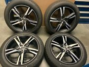 Volvo Xc60 2010-up 19 Inch Wheels And Tires New Take Offs