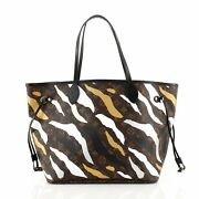 Louis Vuitton Neverfull Nm Tote Limited Edition Lol League Of Legends Monogram