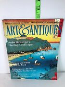 Arts And Antiques Magazine October 1997 Vintage - Used