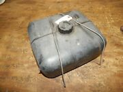 Wheel Horse C-160 Fuel Tank W/ Hold-down Wire 104065 100427