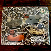 Avery Greenhead Gear Ghg Life Size Series Blue-wing Teal Duck Decoys 6