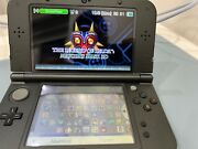 Nintendo New 3ds Xl Games Charger And 200gb Extras