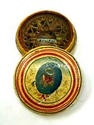 Reliquary Travel And Back Case Skin Bergamot And 18th Th Century And Quilling