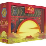 Catan 3d Edition - New In Box - Sealed