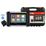 Car Diagnostic Tool Lcd Backlit Display Bluetooth Code Readers Scanner Device
